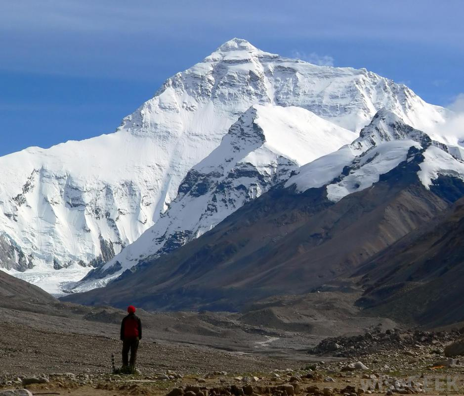 man-looking-up-at-mt-everest
