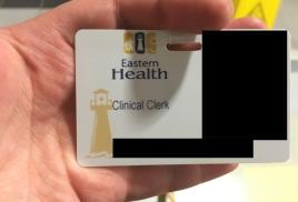 clerk card